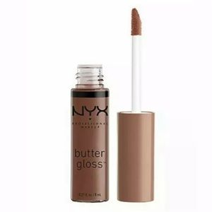 🌸New🌸NYX PROFESSIONAL MAKEUP Butter Gloss Ginger